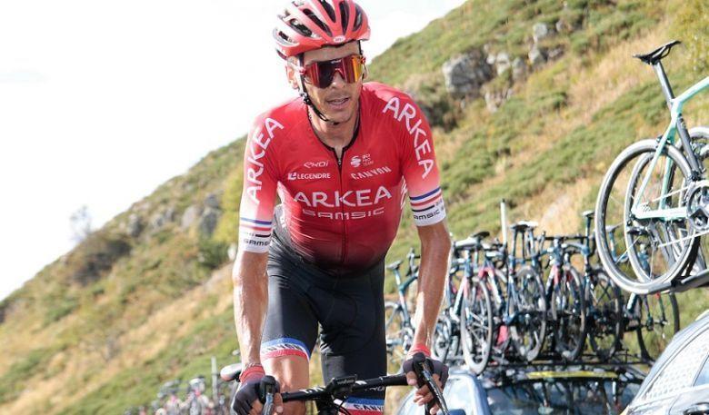 Dopage - Barguil : «Je sais à quoi correspond ma ligne de conduite»