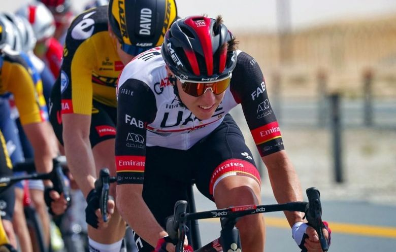 UAE Tour - Un début de course quasi parfait pour Tadej Pogacar