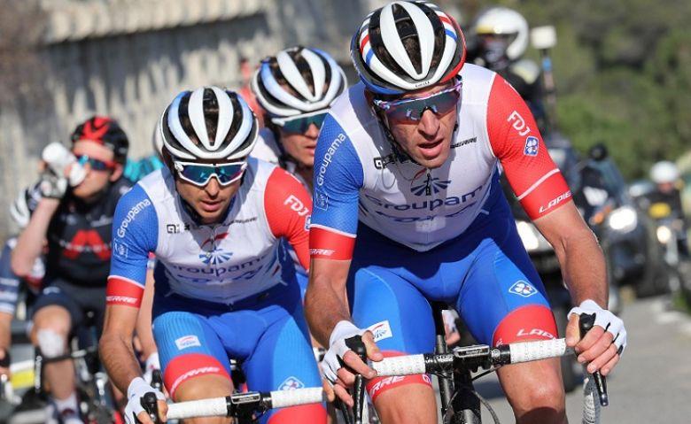 Tour du Haut-Var - Rudy Molard, impressionné : «Ça a été terrible !»