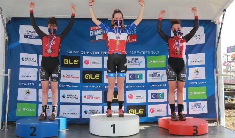 Cyclo-cross - Les résultats des Championnats de France des jeunes