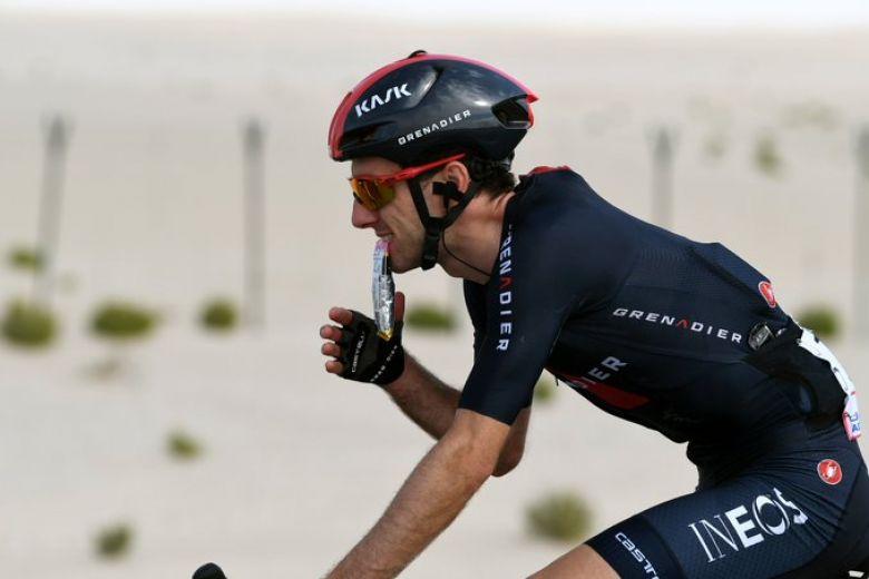 Route - Adam Yates a été «convaincu par le discours de Brailsford»