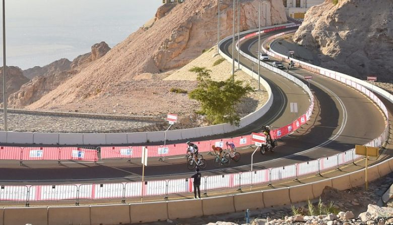 UAE Tour - La 3e étape, les costauds sont attendus au Jebel Hafeet