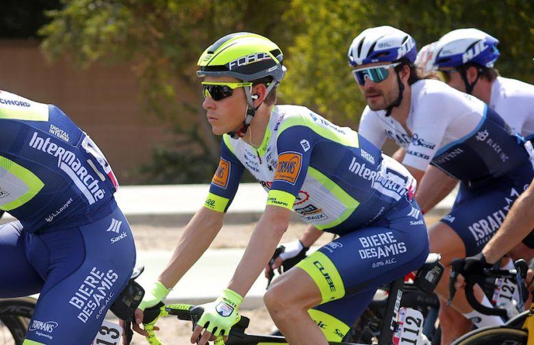 UAE Tour - Meintjes : «Un premier test positif pour ma confiance»