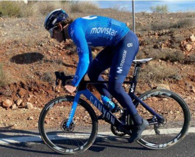 Omloop Het Nieuwsblad - La Movistar autour d'Ivan Garcia Cortina