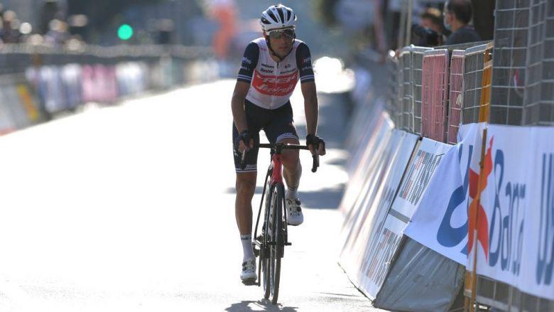 UAE Tour - Vincenzo Nibali satisfait : «Ça s'est plutôt bien passé»