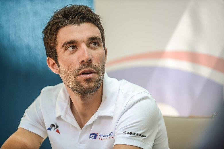 Tour d'Italie - Pinot : «Mon objectif, être à 100% au départ du Giro»