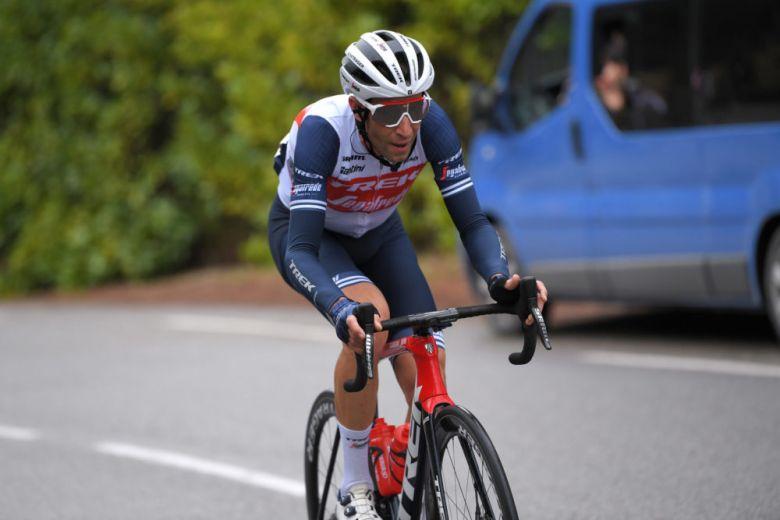 Tour d'Italie - Vincenzo Nibali : «J'aime vraiment ce parcours 2021»