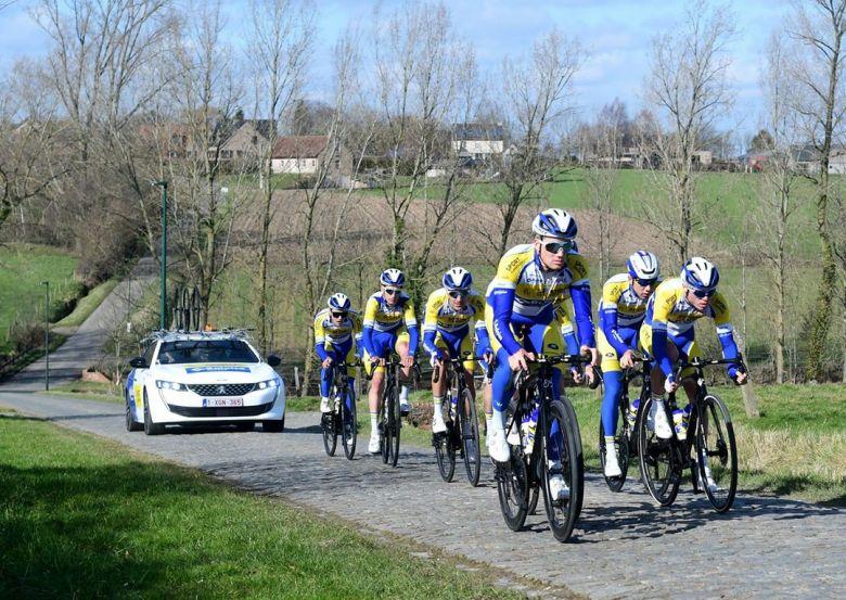 Route - Les sélections Sport Vlaanderen-Baloise pour le week-end belge