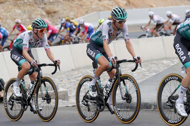 UAE Tour - Buchmann : «Je n'ai pas réussi à suivre les attaques»