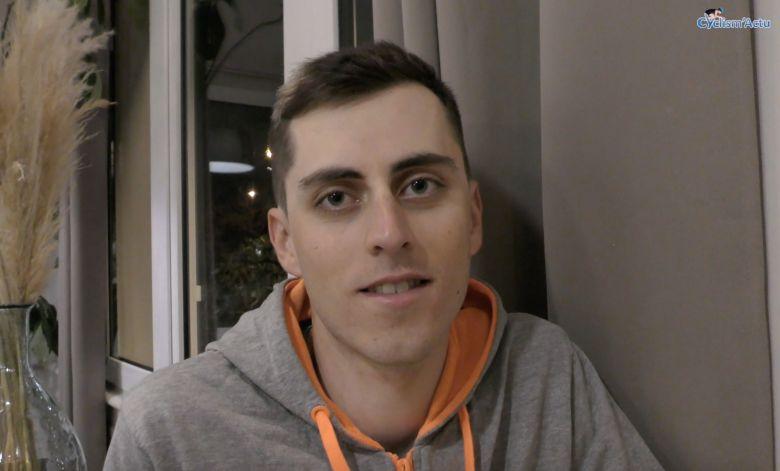 Le Mag - Clément Berthet, 23 ans, passé du VTT au Team Delko !