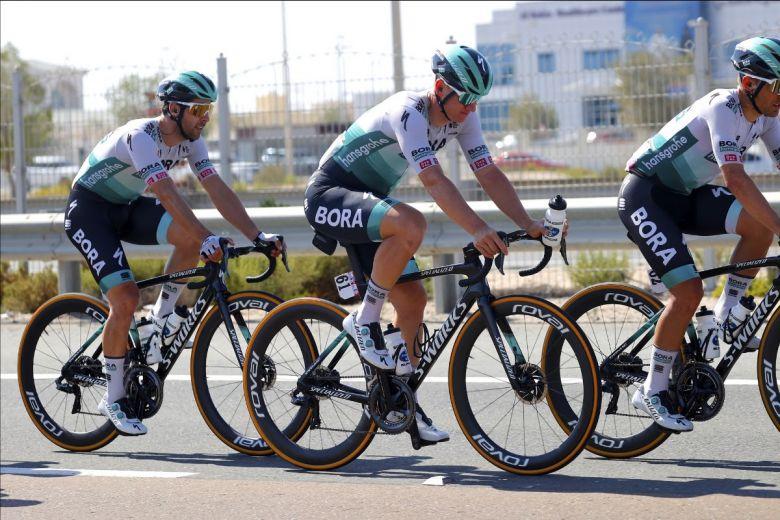 UAE Tour - Pascal Ackermann seulement 11e : «Je n'ai pas pu sprinter»