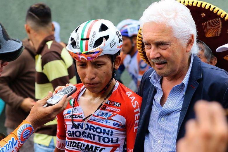 Route - La lettre ouverte à l'UCI d'Androni Giocatolli-Sidermec