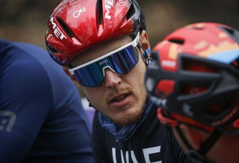 Omloop Het Nieuwsblad - Matteo Trentin : «On a eu de la malchance»