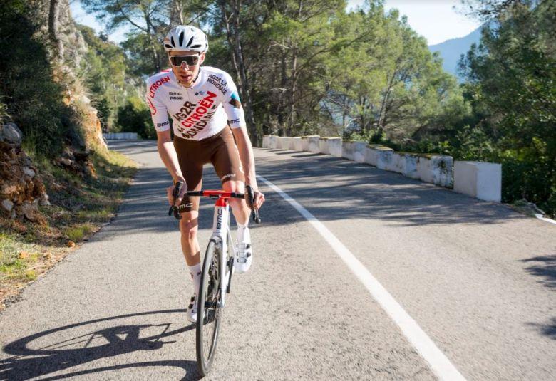 Faun-Ardèche Classic - Aurélien Paret-Peintre «très fier de l'équipe»