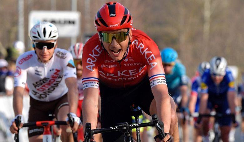 Drôme Classic - Warren Barguil, 9e : «Les jambes répondaient mieux»