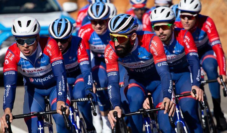 Tour du Pays basque - Team Total Direct Energie reçoit une invitation