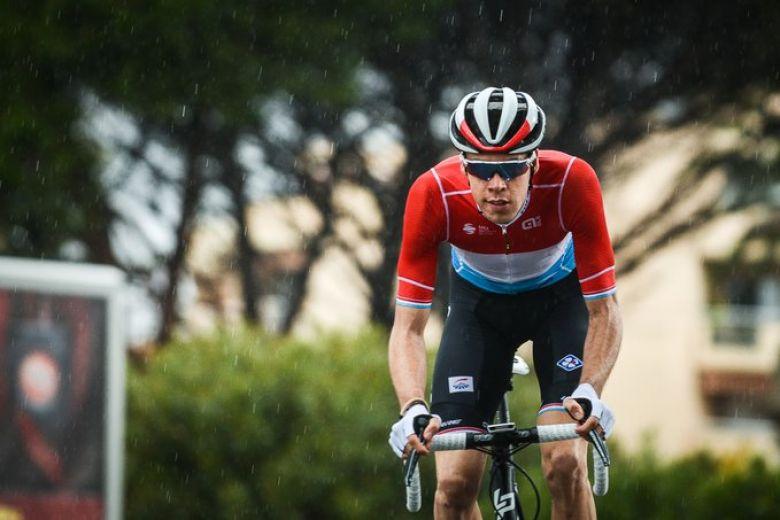 Route - Kevin Geniets : «Montrer que l'équipe peut compter sur moi»