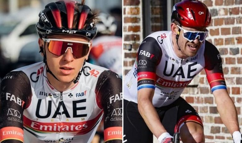 Route - Les sélections UAE Team Emirates pour Paris-Nice et les Strade