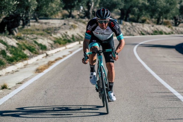 Paris-Nice - Team BikeExchange avec Michael Matthews et Lucas Hamilton