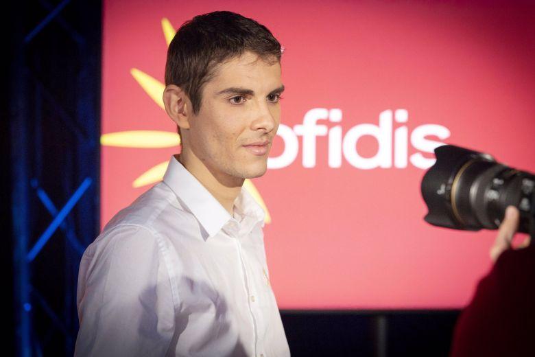 Route - Guillaume Martin a prolongé chez Cofidis jusqu'en 2022 !