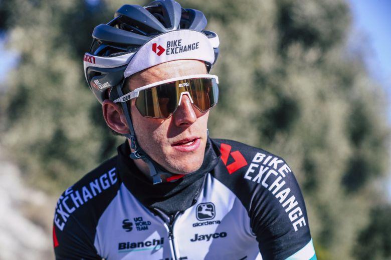 GP de Larciano - Team BikeExchange avec Nick Schultz et Simon Yates