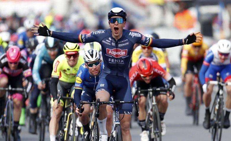 GP Monseré - Tim Merlier prive Mark Cavendish de la victoire !