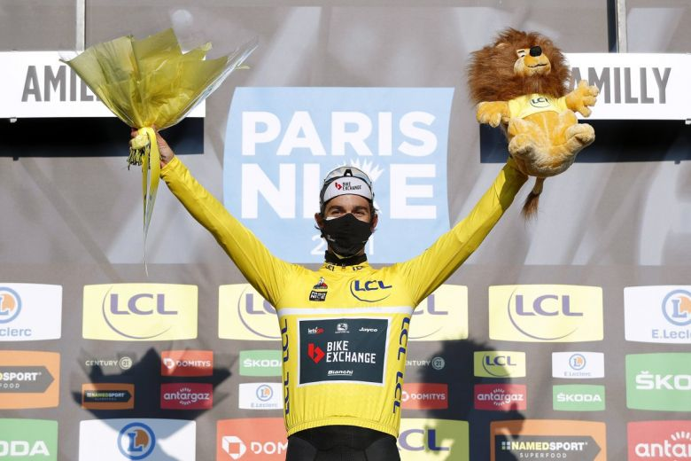 Paris-Nice - Michael Matthews : «Je suis venu pour tenter tout... »