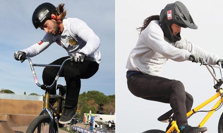 BMX Freestyle - Jeanjean et Pottier feront le Tokyo Test Event
