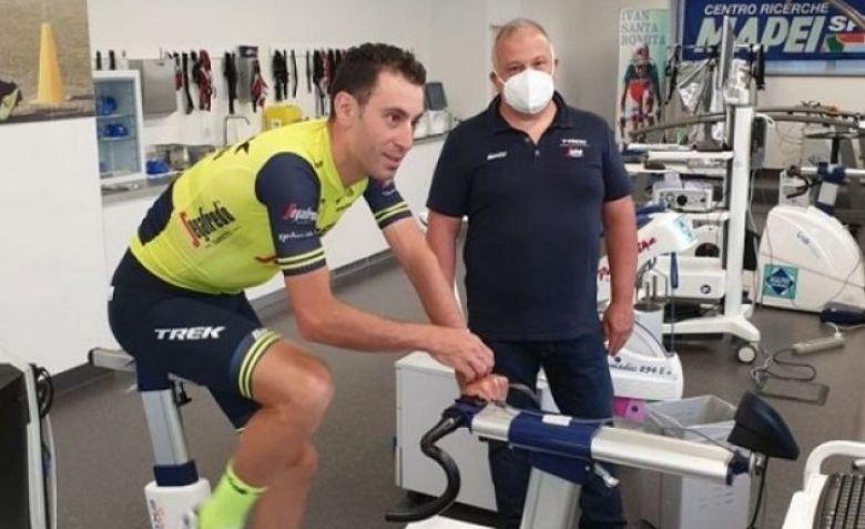 Route - Vincenzo Nibali n'est plus entraîné par Paolo Slongo