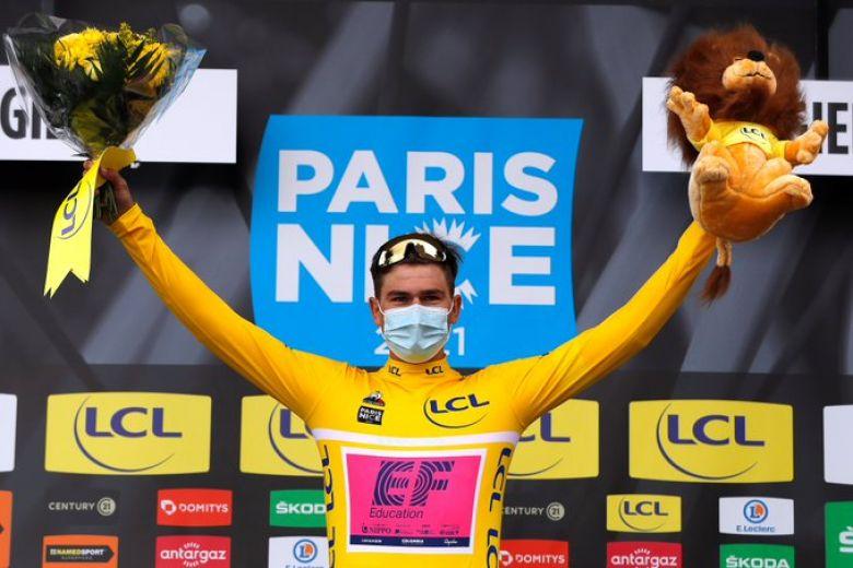 Route - Bissegger : «J'aime le Tour des Flandres et Paris-Roubaix»