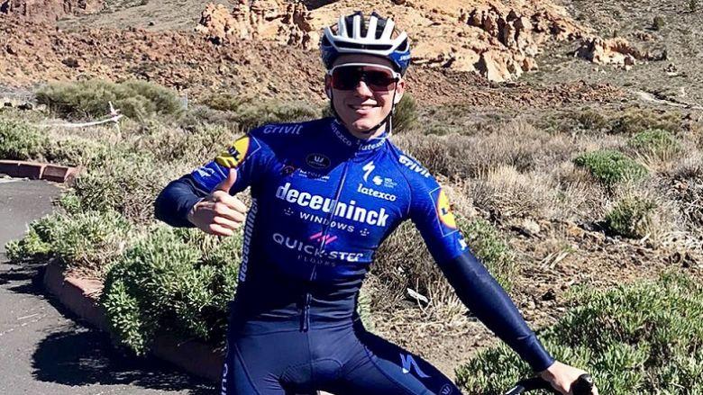 Route - Koen Pelgrim : «Evenepoel n'est plus gêné par ses blessures»