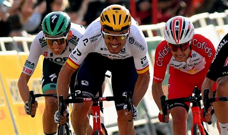 Tour de Catalogne - Sanchez : «Je me suis retrouvé un peu coincé...»