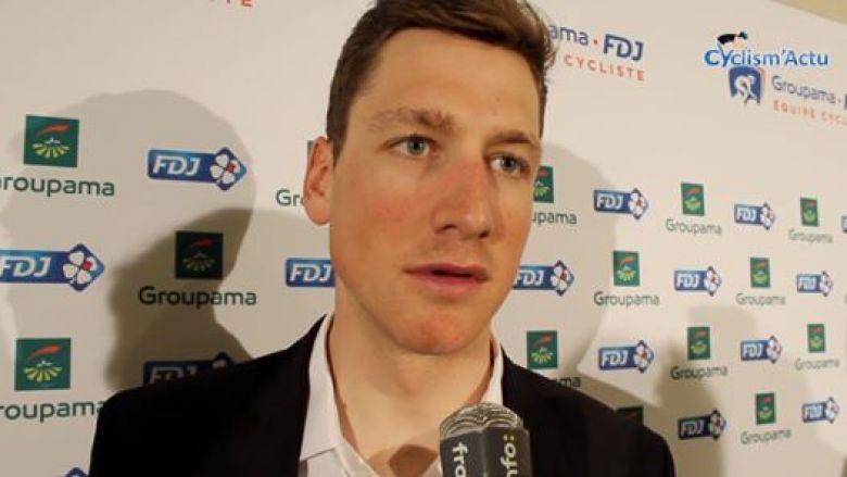 Route - Stefan Küng leader sur l'E3 Saxo Bank et Gand- Wevelgem