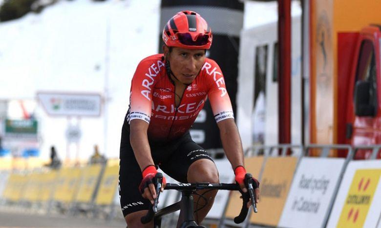 Tour de Catalogne - Quintana : «J'espérais être un peu plus devant»
